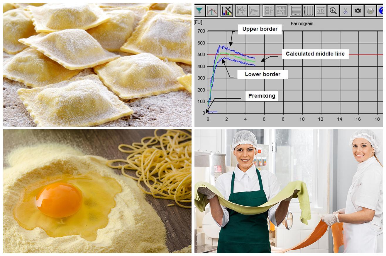 """Corso """"Ingredienti e processi delle paste fresche"""" 2021"""